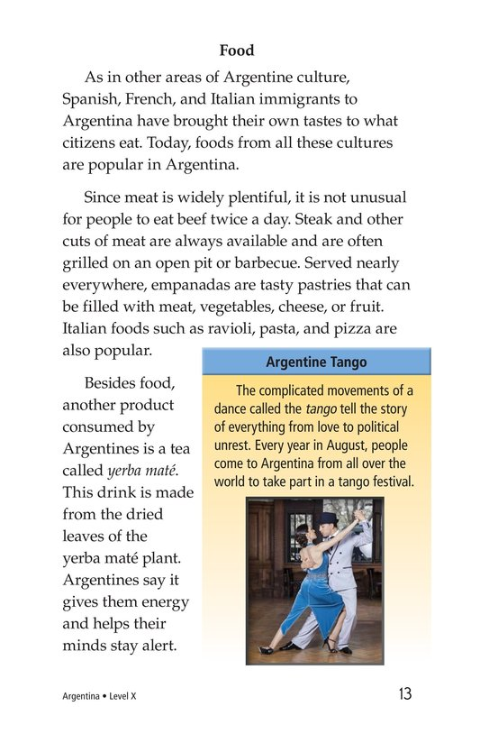 Book Preview For Argentina Page 13