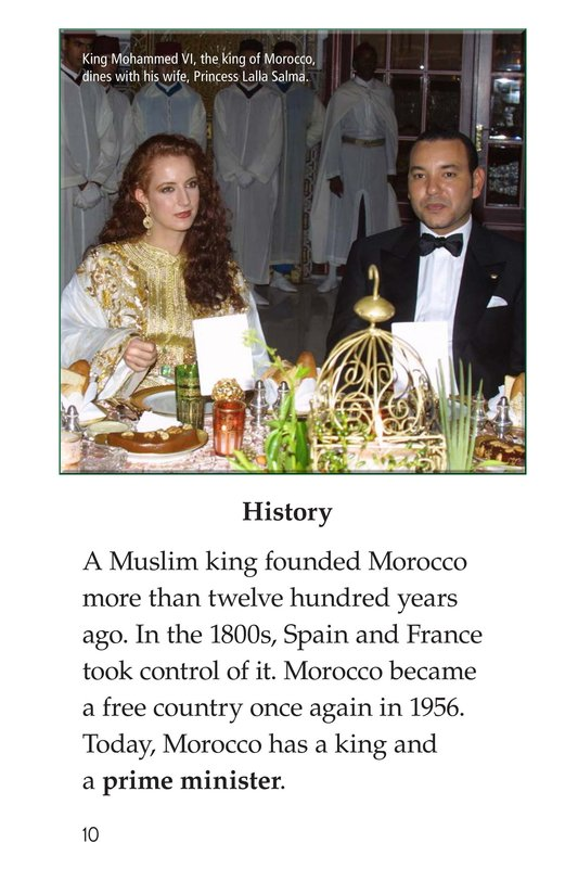 Book Preview For Morocco Page 10