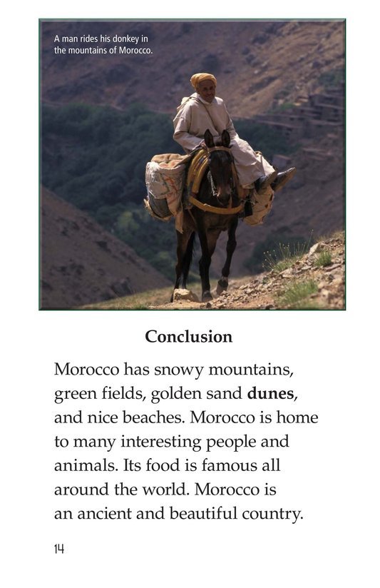 Book Preview For Morocco Page 14