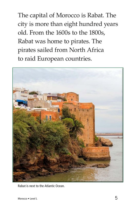 Book Preview For Morocco Page 5
