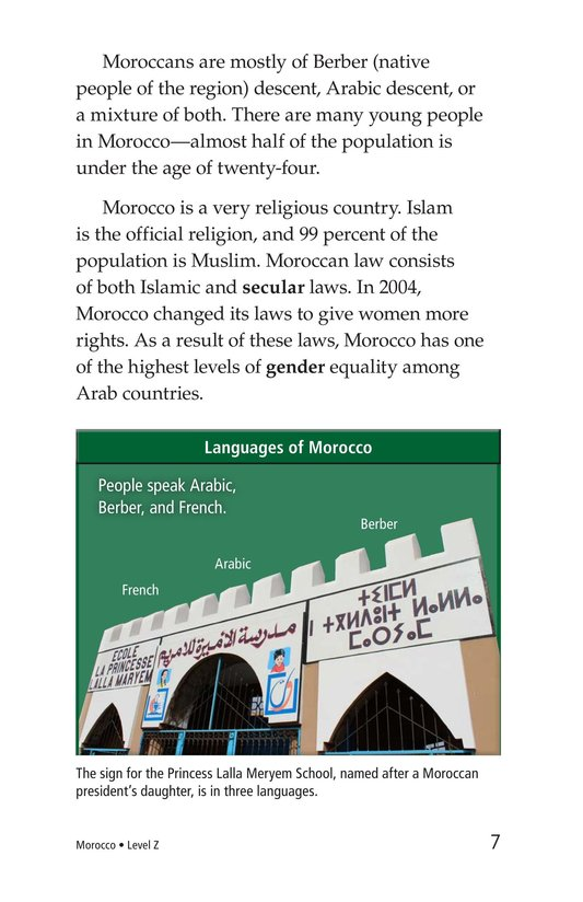 Book Preview For Morocco Page 7