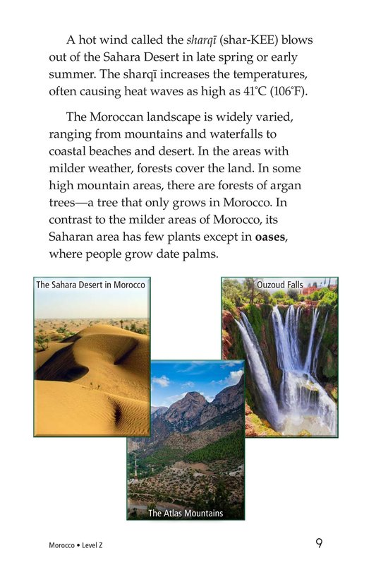 Book Preview For Morocco Page 9