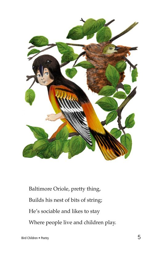 Book Preview For Bird Children Page 5