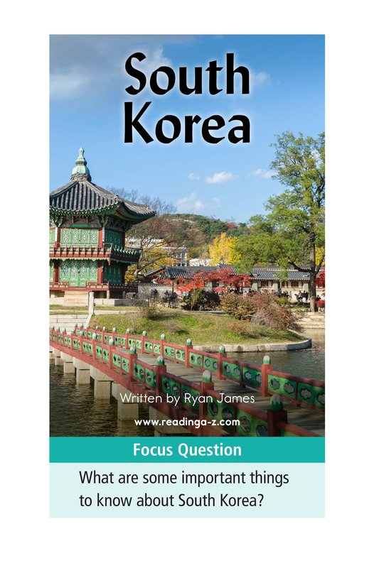Book Preview For South Korea Page 1