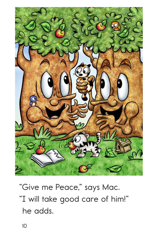 Book Preview For Peace and Quiet Page 10