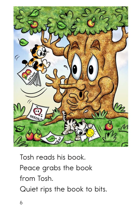 Book Preview For Peace and Quiet Page 6