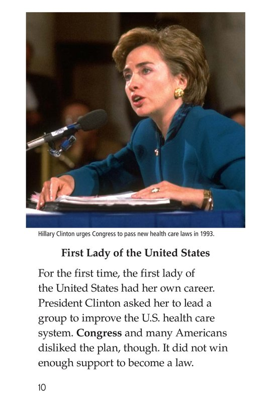 Book Preview For Hillary Clinton Page 10