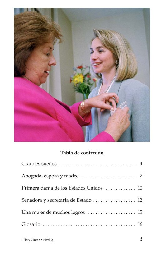 Book Preview For Hillary Clinton Page 3