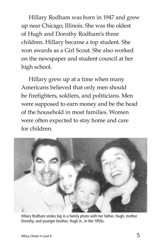 Book Preview For Hillary Clinton Page 5
