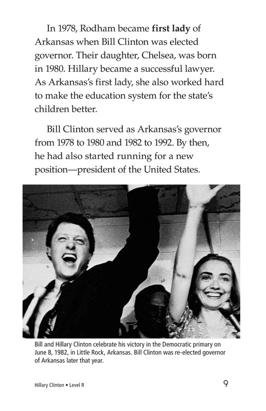 Book Preview For Hillary Clinton Page 9