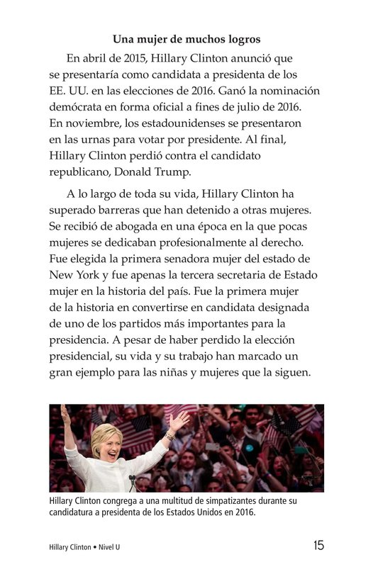 Book Preview For Hillary Clinton Page 15