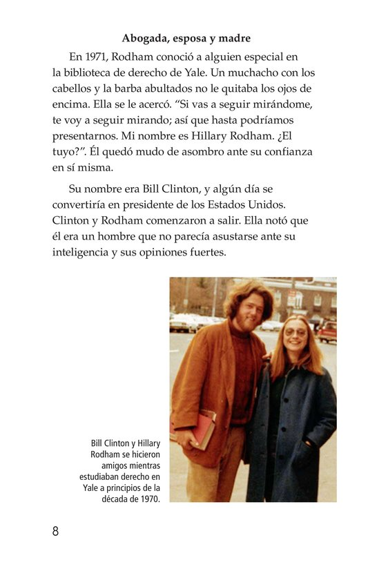 Book Preview For Hillary Clinton Page 8