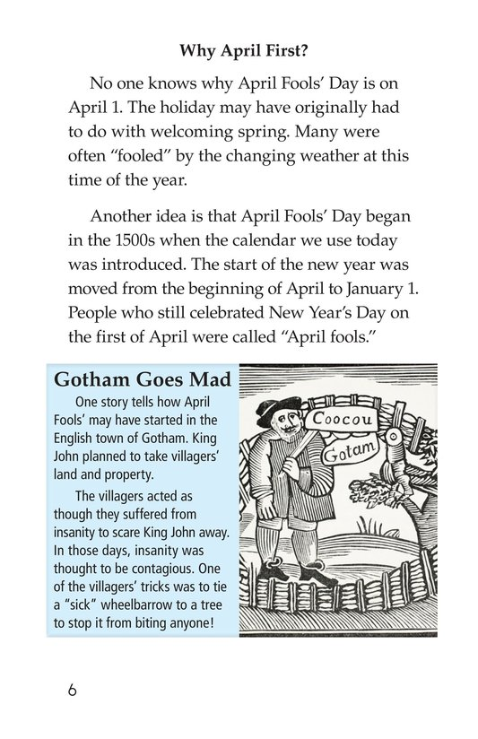 Book Preview For April Fools' Day Page 6