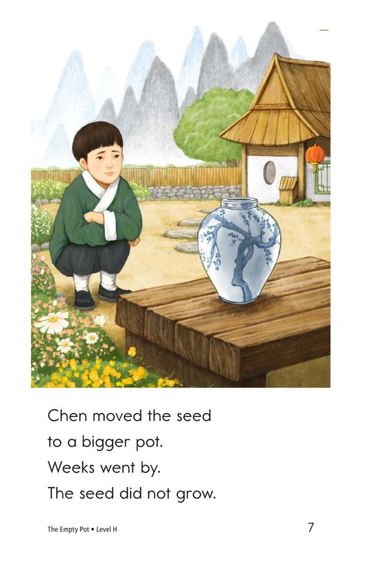 Book Preview For The Empty Pot Page 7