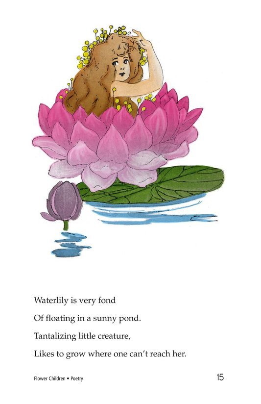 Book Preview For Flower Children Page 15