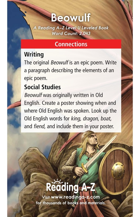 Book Preview For Beowulf Page 17