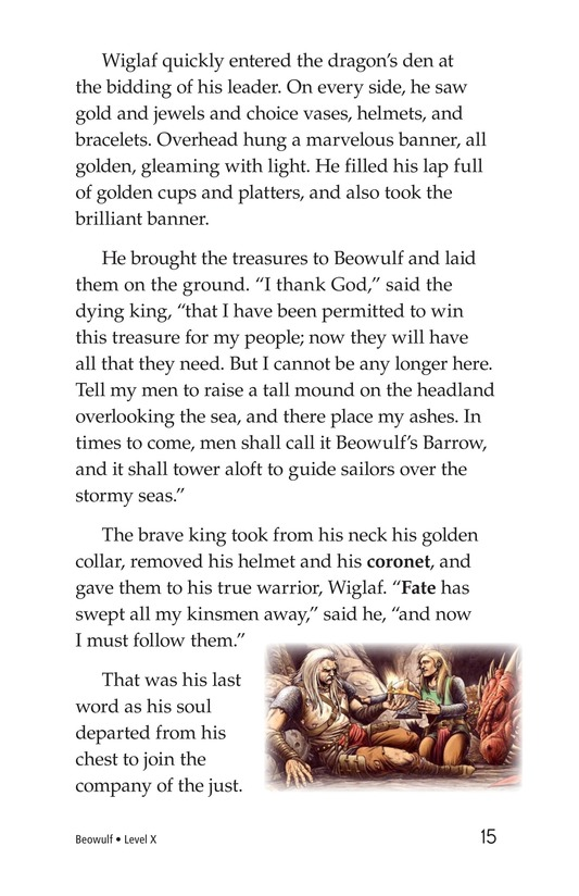 Book Preview For Beowulf Page 15