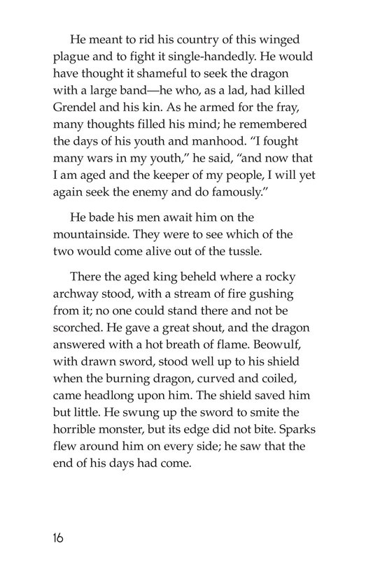 Book Preview For Beowulf Page 16