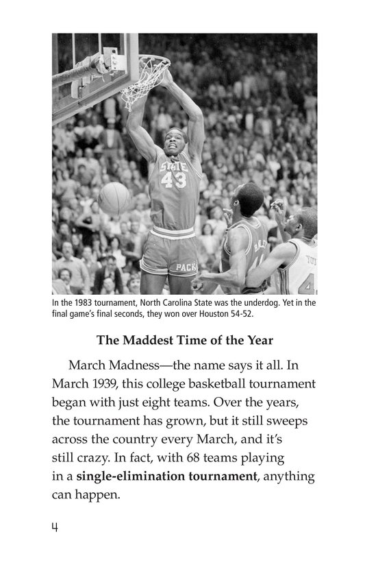 Book Preview For March Madness Page 4