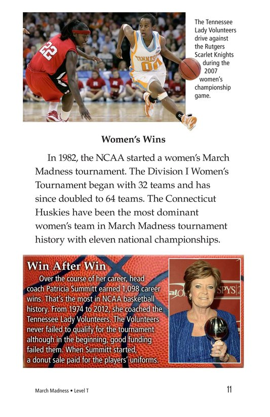 Book Preview For March Madness Page 11