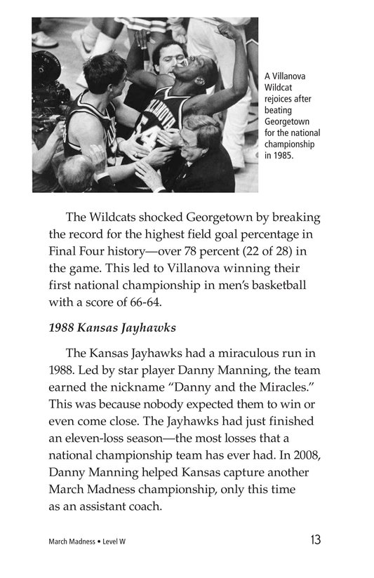 Book Preview For March Madness Page 13