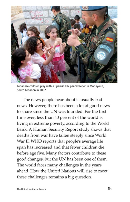 Book Preview For The United Nations Page 15