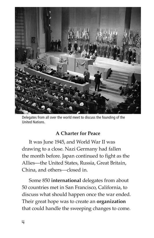 Book Preview For The United Nations Page 4