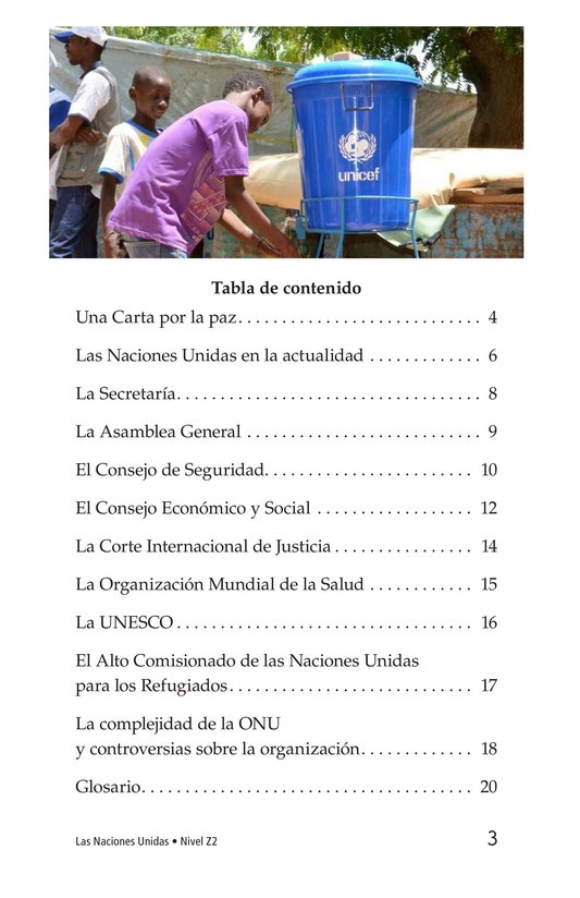 Book Preview For The United Nations Page 3