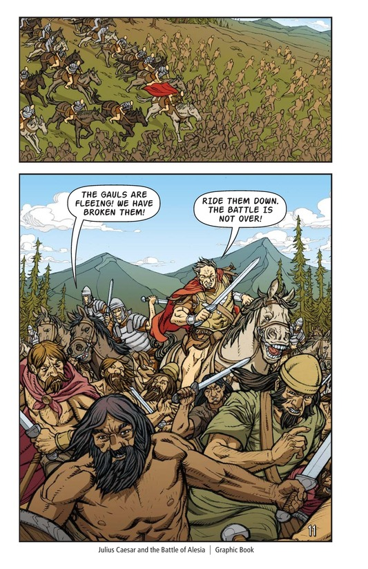 Book Preview For Julius Caesar and the Battle of Alesia Page 12