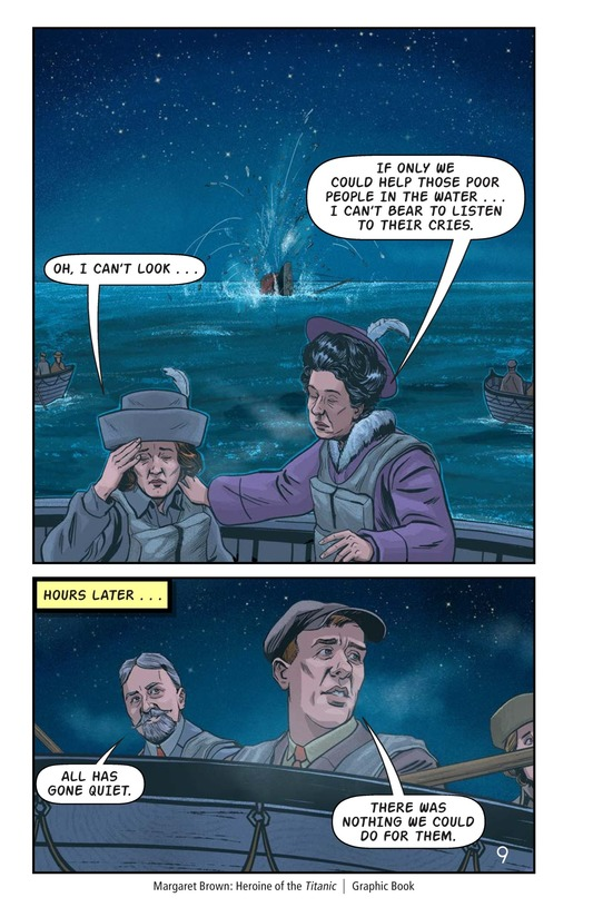Book Preview For Margaret Brown: Heroine of the Titanic Page 10