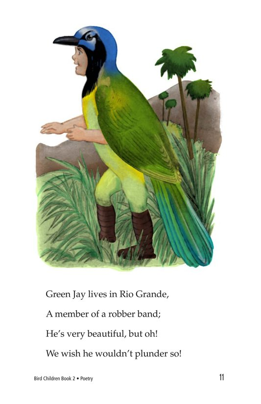 Book Preview For Bird Children Book 2 Page 11