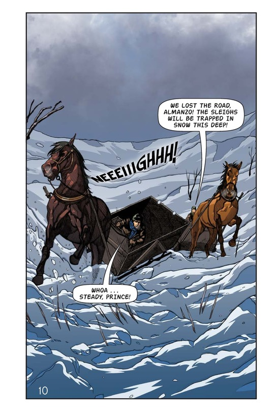 Book Preview For Surviving the Snow Winter Page 11
