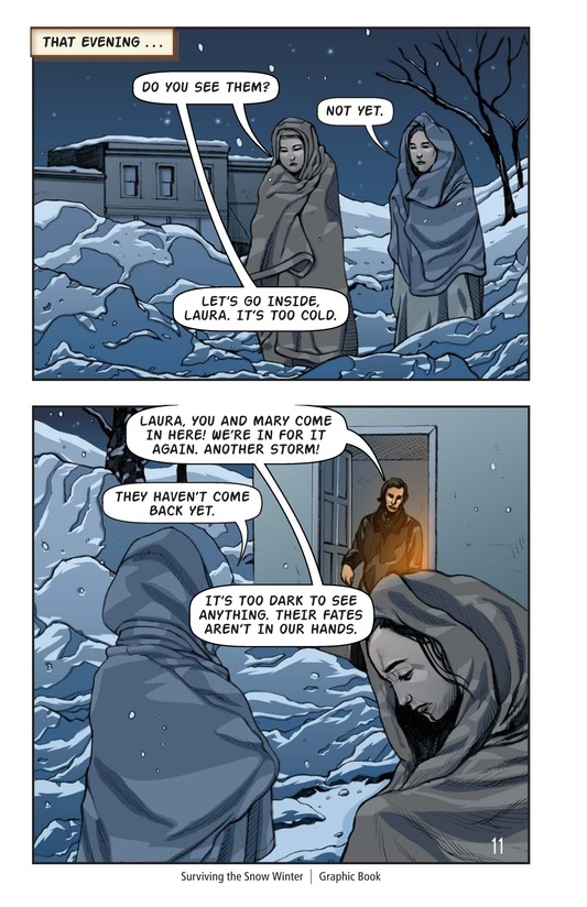 Book Preview For Surviving the Snow Winter Page 12
