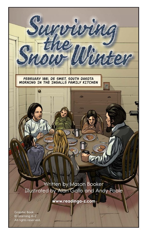 Book Preview For Surviving the Snow Winter Page 2