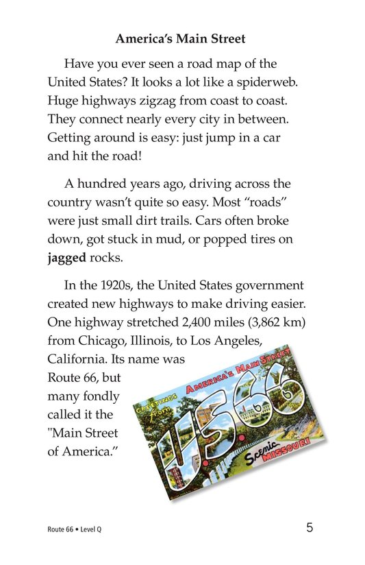 Book Preview For Route 66 Page 5