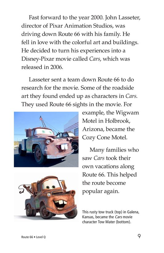 Book Preview For Route 66 Page 9