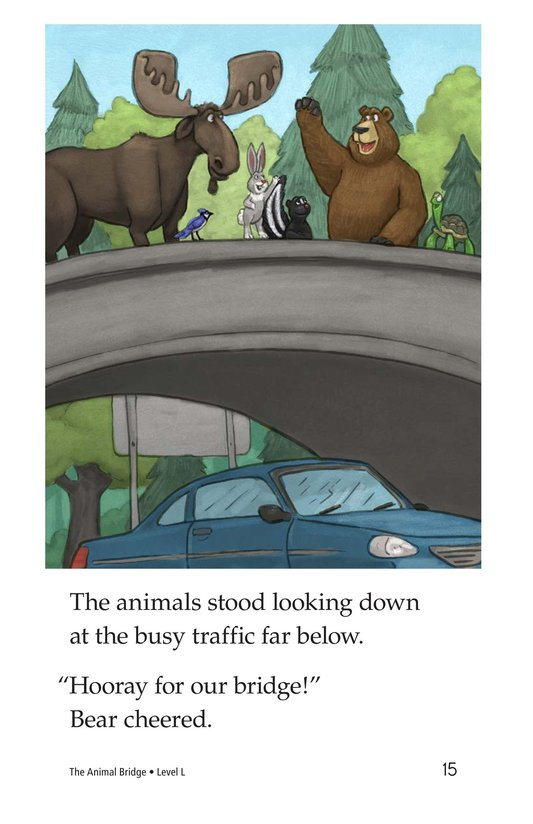 Book Preview For The Animal Bridge Page 15