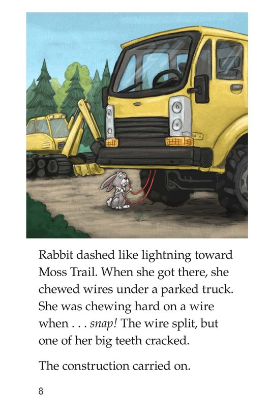 Book Preview For The Animal Bridge Page 8