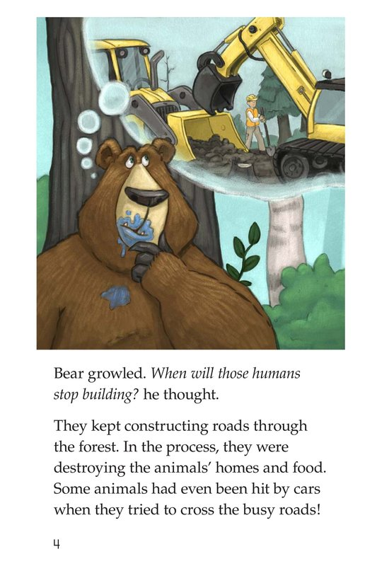 Book Preview For The Animal Bridge Page 4