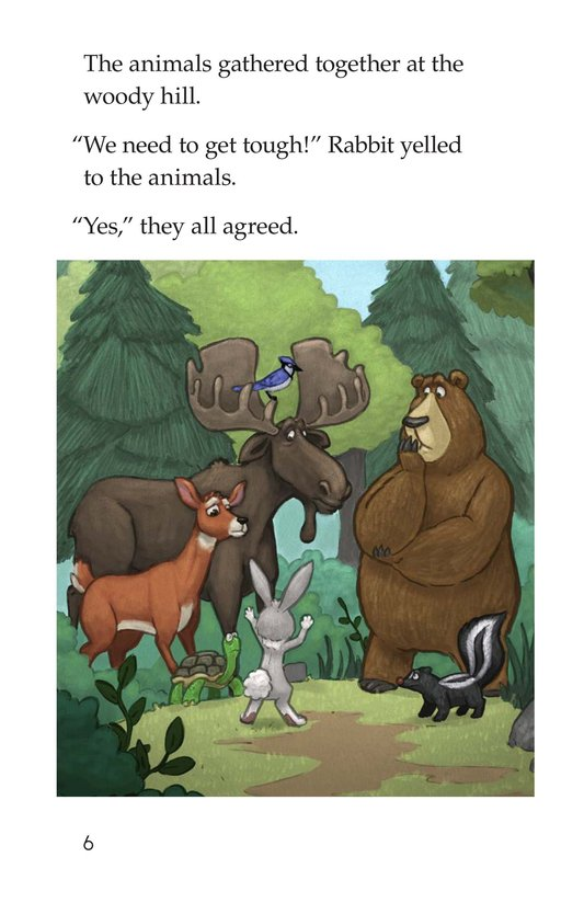 Book Preview For The Animal Bridge Page 6