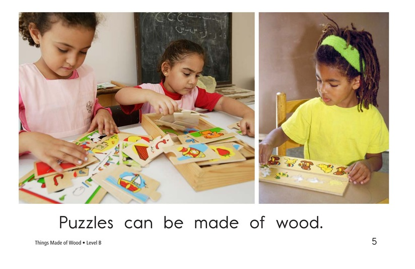 Book Preview For Things Made of Wood Page 5