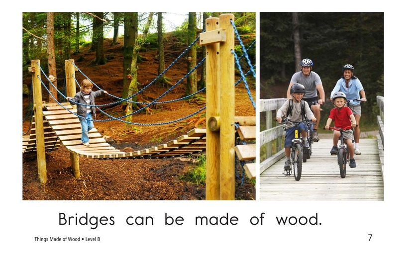 Book Preview For Things Made of Wood Page 7