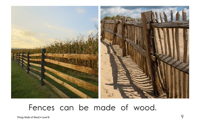 Book Preview For Things Made of Wood Page 9
