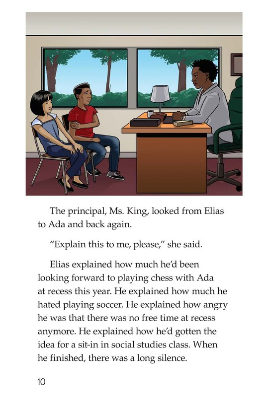 Book Preview For The Recess Revolt Page 10