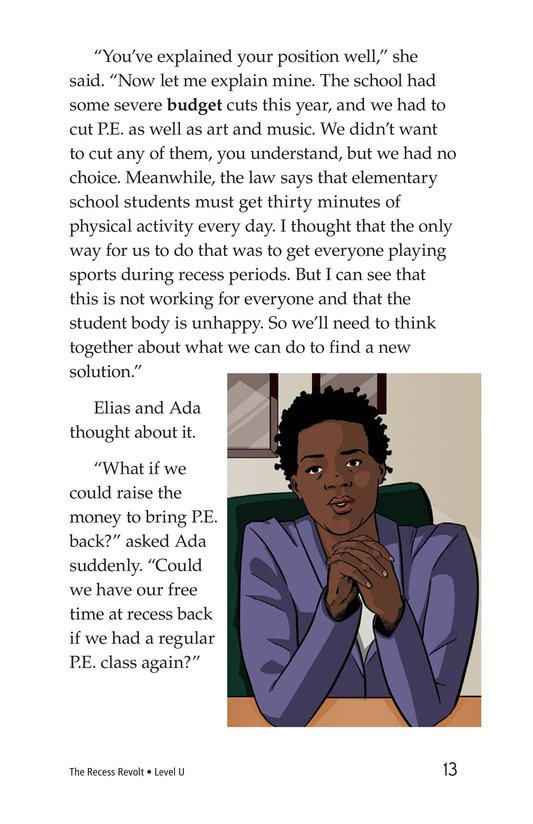 Book Preview For The Recess Revolt Page 13