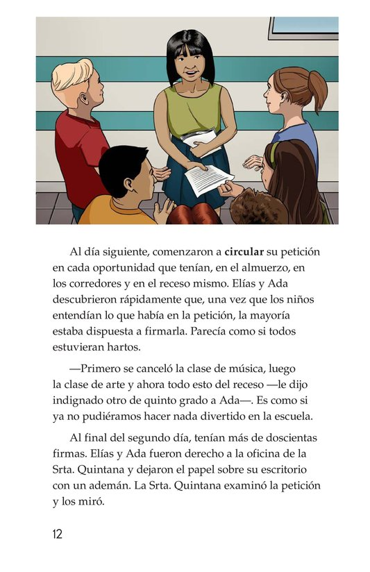 Book Preview For The Recess Revolt Page 12