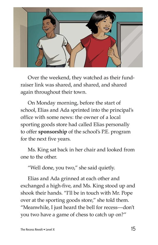 Book Preview For The Recess Revolt Page 15