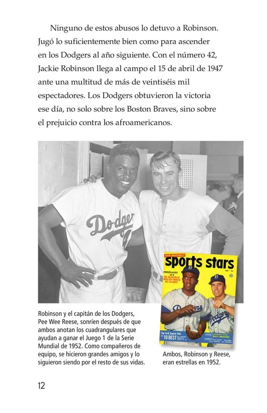 Book Preview For Jackie Robinson Page 12