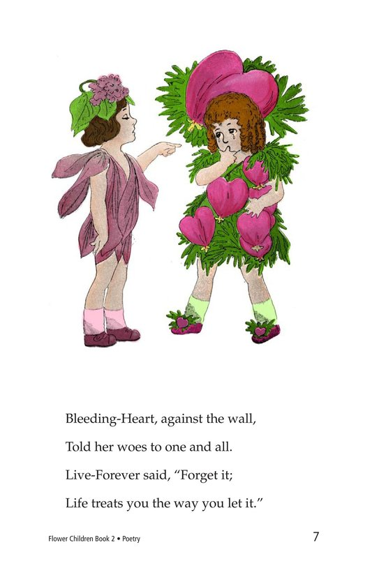 Book Preview For Flower Children Book 2 Page 7