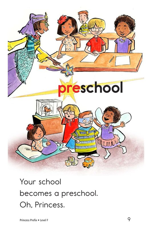 Book Preview For Princess Prefix Page 9